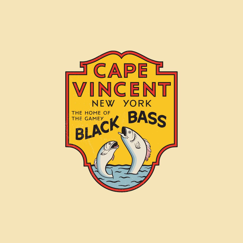 Cape Vincent Badge