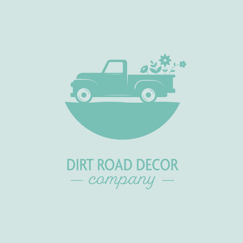 Dirt Road Decor Company Logo